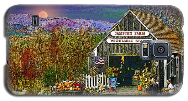 The Campton Farm Galaxy S5 Case