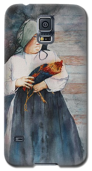 The Capture Of Beauregard Galaxy S5 Case by Patsy Sharpe