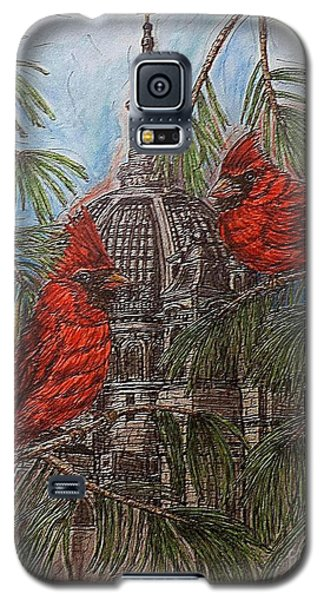 The Cardinals Visit St.pauls Cathedral Galaxy S5 Case