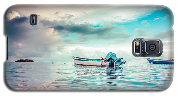 The Caribbean Morning Galaxy S5 Case