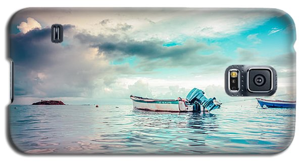 The Caribbean Morning Galaxy S5 Case