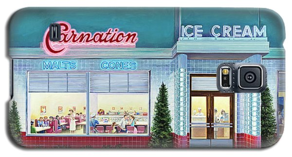 The Carnation Ice Cream Shop Galaxy S5 Case