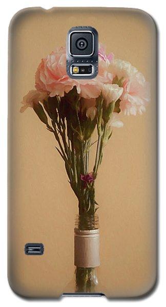 The Carnations Galaxy S5 Case by Ernie Echols