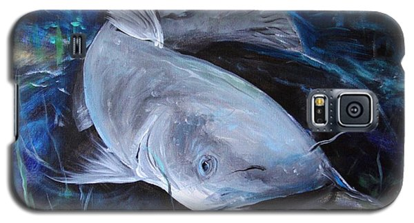 The Catfish And The Crawdad Galaxy S5 Case