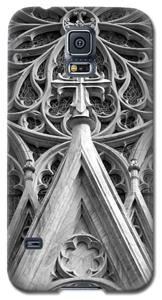 The Cathedral Of St. Patrick Close Up Galaxy S5 Case