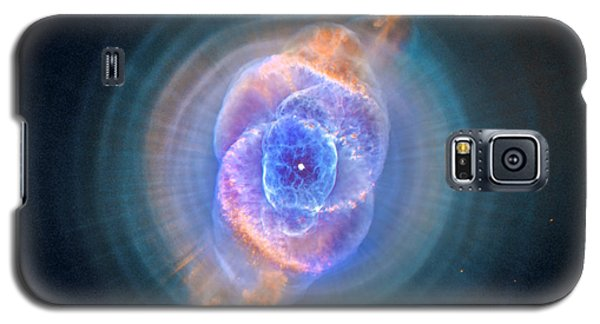 The Cat's Eye Nebula Galaxy S5 Case