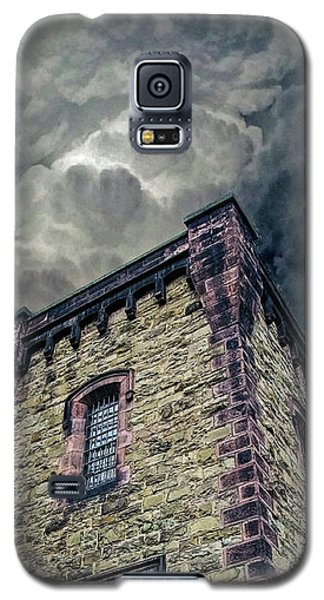 Galaxy S5 Case featuring the photograph The Cell Block Restaurant by Greg Reed