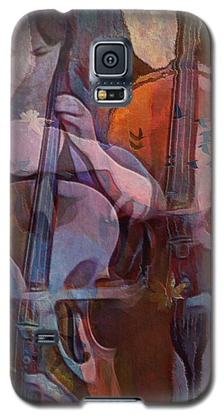 The Cellist Galaxy S5 Case by Alexis Rotella