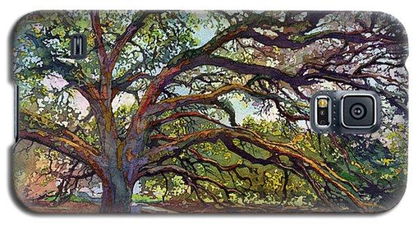 The Century Oak Galaxy S5 Case by Hailey E Herrera