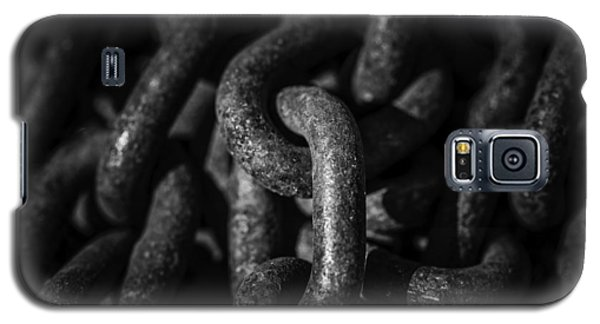 Galaxy S5 Case featuring the photograph The Chains That Bind Us by Jason Moynihan