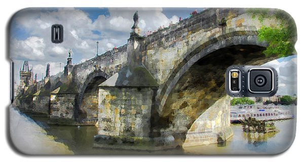 The Charles Bridge - Prague Galaxy S5 Case