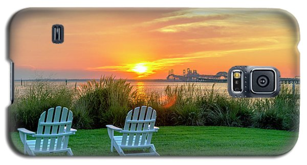 The Chesapeake Galaxy S5 Case by Brian Wallace