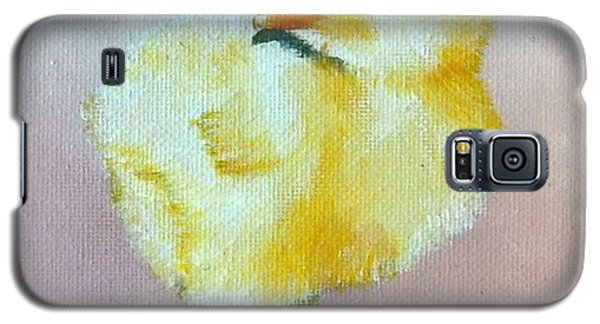 Galaxy S5 Case featuring the painting The Chick by Sandra Phryce-Jones