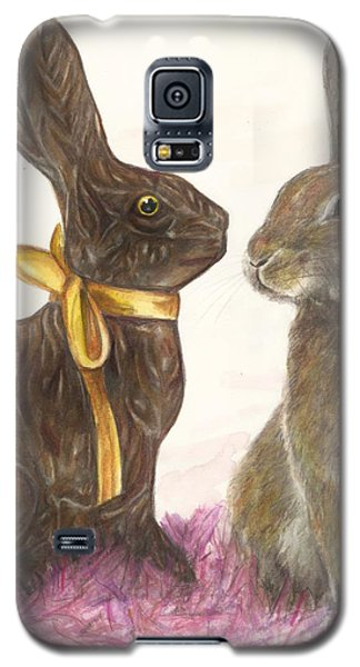 The Chocolate Imposter Galaxy S5 Case