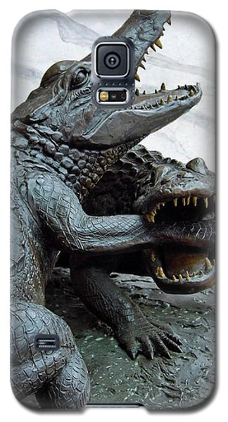 The Chomp Galaxy S5 Case by D Hackett