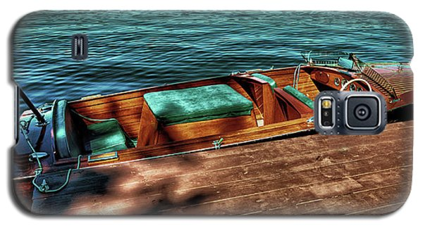 The Chris Craft Continental - 1958 Galaxy S5 Case