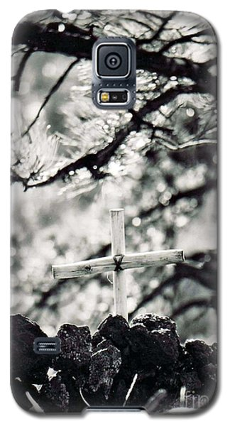 Galaxy S5 Case featuring the photograph The Church by Juls Adams