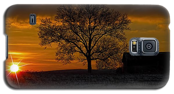 Galaxy S5 Case featuring the photograph The Circle Of Life by Skip Tribby