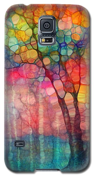 The Circus Tree Galaxy S5 Case by Tara Turner