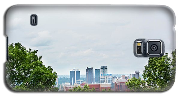 Galaxy S5 Case featuring the photograph The City Beyond by Shelby Young