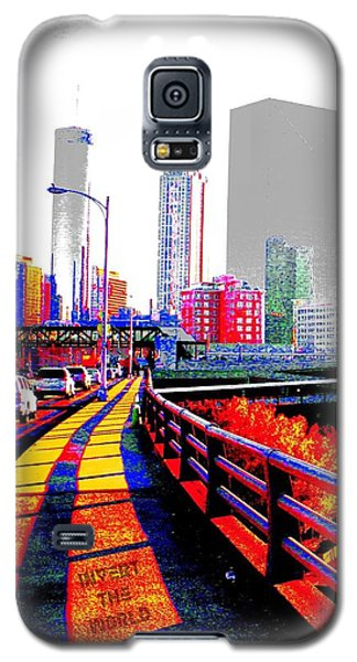 The City  Galaxy S5 Case