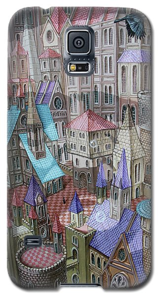 The City Of Crow Galaxy S5 Case