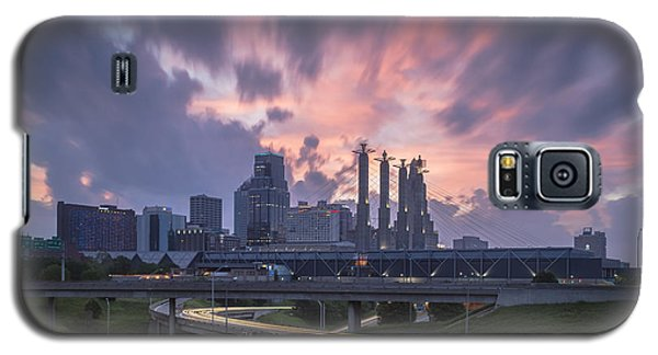The City Rises Galaxy S5 Case