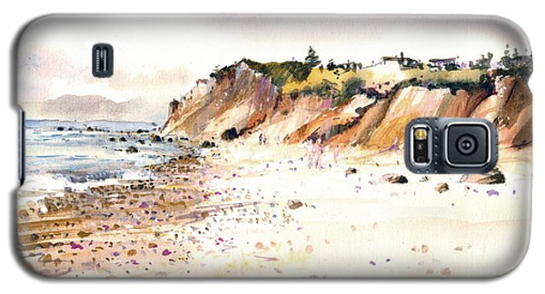 The Cliffs Of Aquinnah Galaxy S5 Case