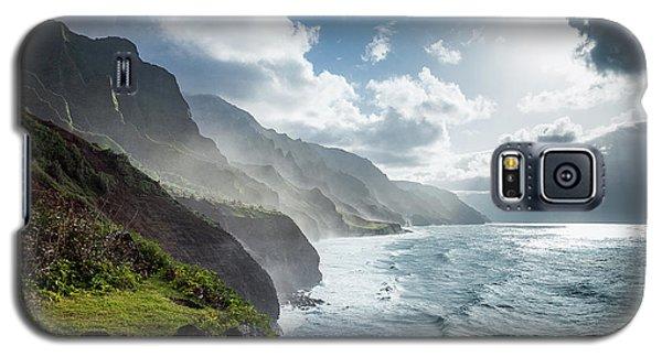 The Cliffs Of Kalalau Galaxy S5 Case