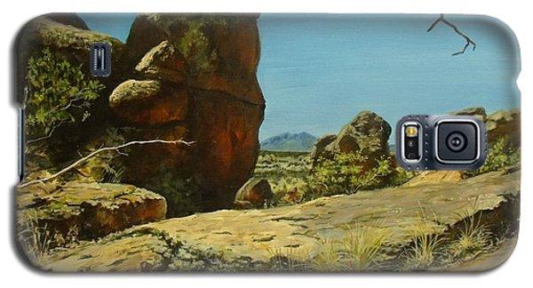 The Climb Up Galaxy S5 Case