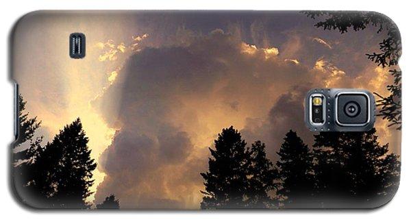 The Cloud Galaxy S5 Case