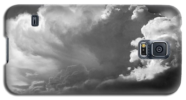 Galaxy S5 Case featuring the photograph The Cloud Gatherer by John Bartosik