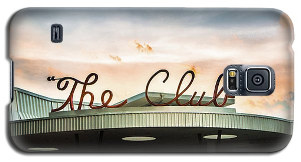 Galaxy S5 Case featuring the photograph The Club Birmingham by Parker Cunningham