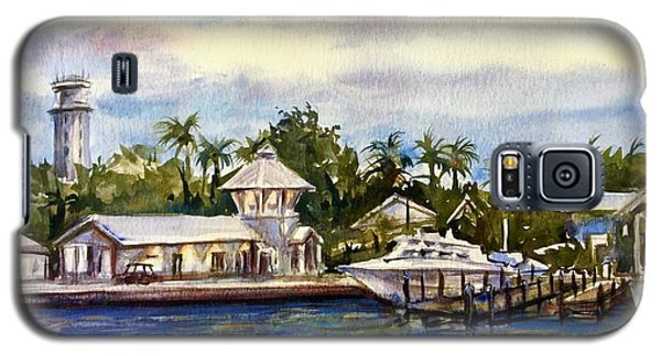 The Coast Of Nassau Galaxy S5 Case