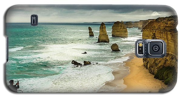 Galaxy S5 Case featuring the photograph The Coast by Perry Webster