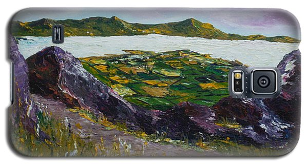 The Coastal Path To Dingle Galaxy S5 Case by Conor Murphy