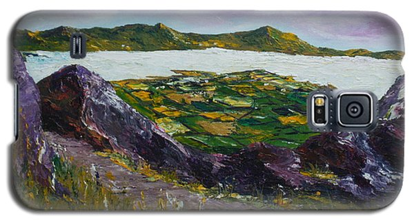 The Coastal Path To Dingle Galaxy S5 Case