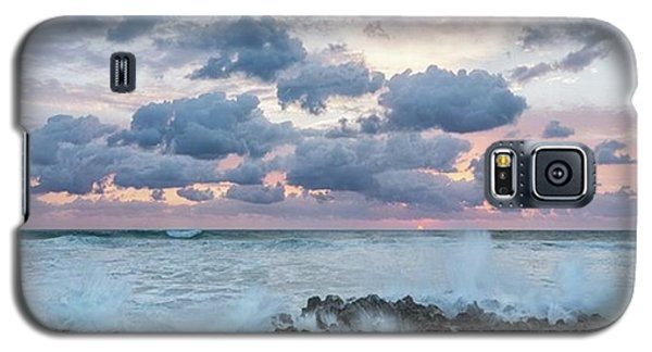 Galaxy S5 Case - The Coastline In Jupiter, Florida by Jon Glaser
