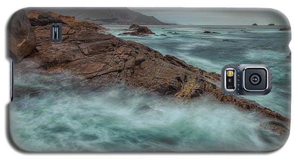 The Coastline Galaxy S5 Case