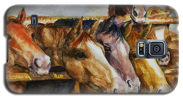 The Colorado Horse Rescue Galaxy S5 Case