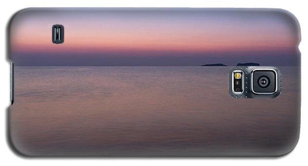 Dawn At The Mediterranean Sea Galaxy S5 Case