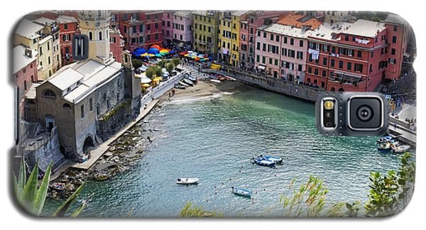 The Colors Of Vernazza Galaxy S5 Case