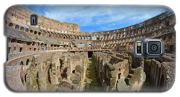 The Colosseum Galaxy S5 Case