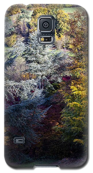 The Colours Of Autumn Galaxy S5 Case