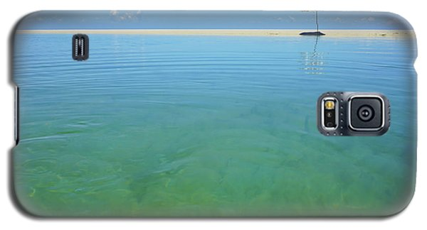 The Colours Of Paradise On A Summer Day Galaxy S5 Case
