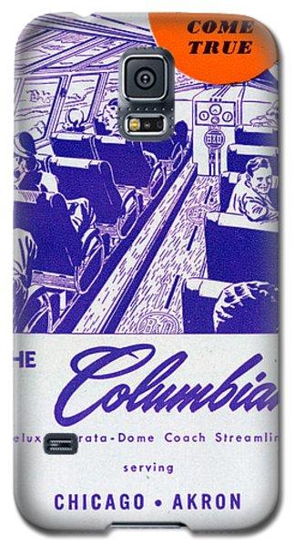 The Columbian Galaxy S5 Case