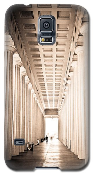 The Columns At Soldier Field Galaxy S5 Case