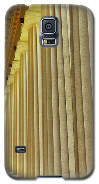 The Columns At The Parthenon In Nashville Tennessee Galaxy S5 Case