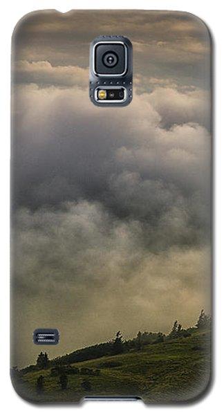 Summer Storm - Roan Mountain Galaxy S5 Case