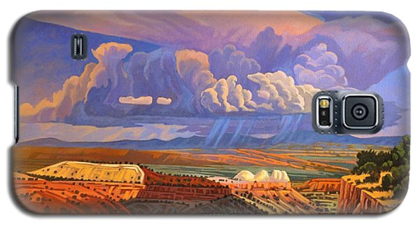 The Commute Galaxy S5 Case by Art West